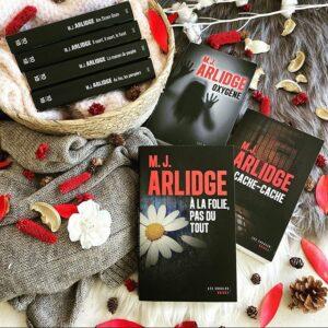 A la folie, pas du tout de M.J. Arlidge