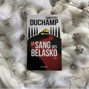 Le Sang des Belasko de Chrystel Duchamp