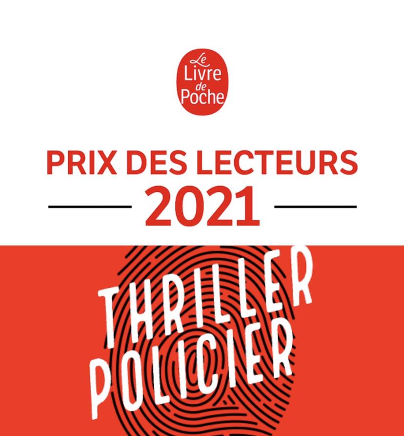 Prix des Lecteurs Livre de Poche 2021 catégorie Polar