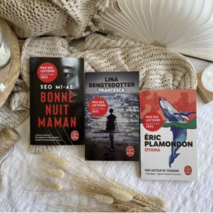 Sélection Mai Prix des Lecteurs 2021 Livre de Poche Polar