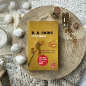 Le dilemme de B.A. Paris