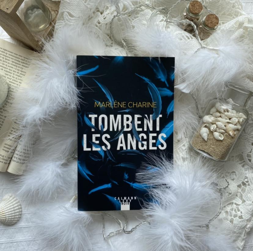Tombent les anges de Marlène Charine